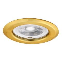 Светильник точечный ARGUS CT-2114-G, Gx5.3, IP20, золотой, Kanlux 300