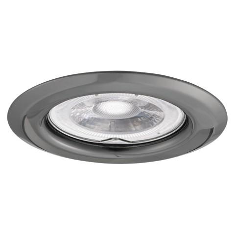 Светильник точечный ARGUS CT-2114-GM, Gx5.3, IP20, графит, Kanlux 328