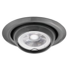 Светильник точечный ARGUS CT-2117-GM, Gx5.3, IP20, графит, Kanlux 340