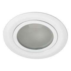 Мебельный светильник GAVI CT-2116B-W, G4, IP20, белый, Kanlux 810