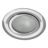 Мебельный светильник GAVI CT-2116B-C, G4, IP20, хром, Kanlux 811