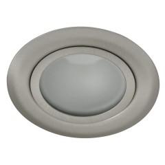 Мебельный светильник GAVI CT-2116B-C/M, G4, IP20, хром матовый, Kanlux 815