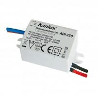 Блок питания ADI 350 1-3W, 220-240 АС, IP20, Kanlux 1440