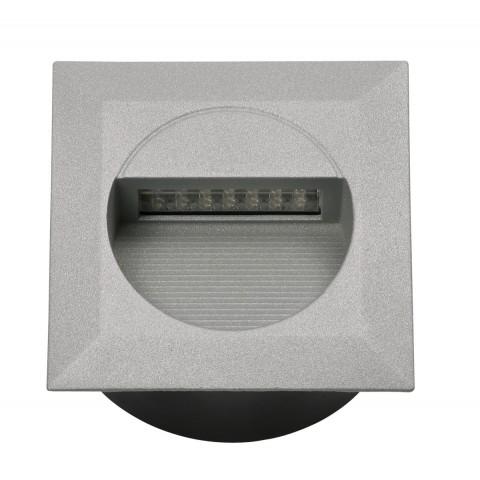 Светильник настенный LINDA LED-J02, 1.2W, 4000K, IP65, серый, Kanlux 04681