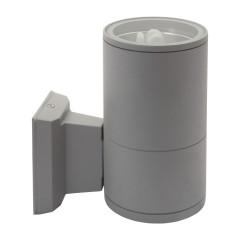 Светильник настенный BART EL-160, E27, IP54, серый, Kanlux 07081