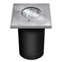 Светильник грунтовый BERG DL-35L, GU10, IP67, сталь, Kanlux 07171