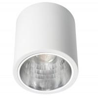 Светильник точечный NIKOR DLP-75-W, E27, IP20, белый, Kanlux 07211
