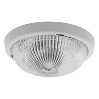 Светильник SANGA DL-100, E27, IP44, белый, Kanlux 08050