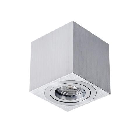 Светильник точечный DUCE AL-DTL50, GU10, IP20, алюминий, Kanlux 19950