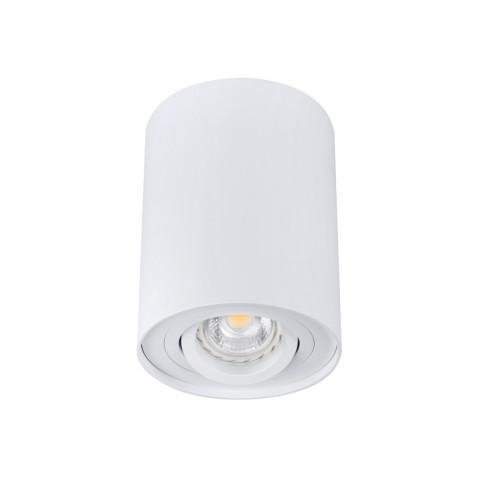 Светильник точечный BORD DLP-50-W, GU10, IP20, белый матовый, Kanlux 22551