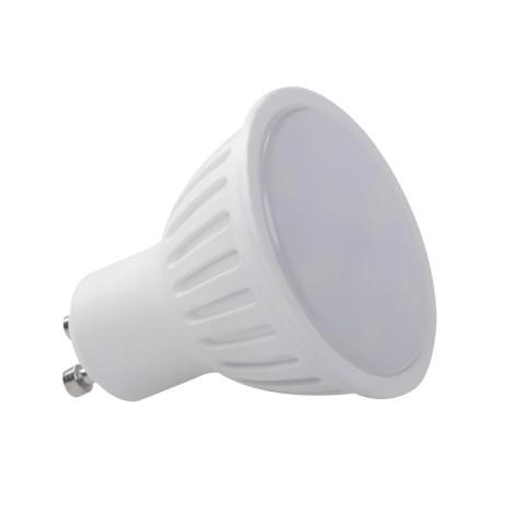 Лампа TOMI LED 7W GU10-CW 520lm 5300K Kanlux 22820