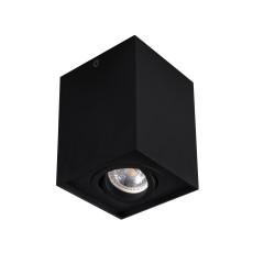 Светильник точечный GORD DLP 50-B, GU10, IP20, черный матовый, Kanlux 25471