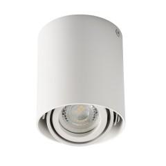 Светильник точечный TOLEO DTO 50-W, GU10, IP20, белый матовый, Kanlux 26111