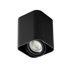 Светильник точечный TOLEO DTL 50-B, GU10, IP20, черный матовый, Kanlux 26113