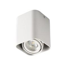 Светильник точечный TOLEO DTL 50-W, GU10, IP20, белый матовый, Kanlux 26114