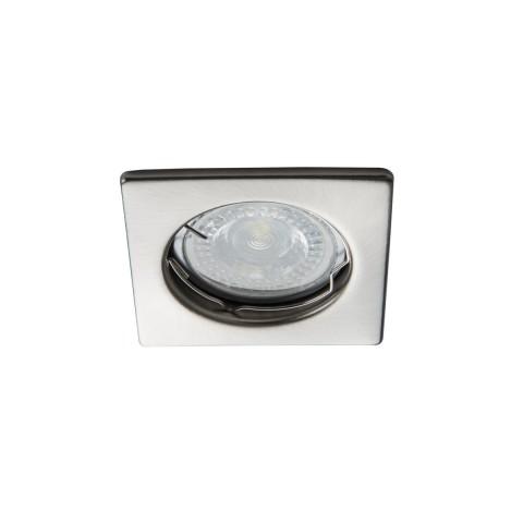 Светильник точечный ALOR DSL-C/M, Gx5.3/GU10, IP20, хром матовый, Kanlux 26729