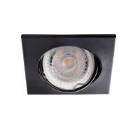 Светильник точечный ALOR DTL-B, Gx5.3/GU10, IP20, черный, Kanlux 26732