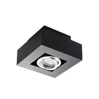 Светильник точечный STOBI DLP 50-B, GU10, IP20, черный, Kanlux 26830