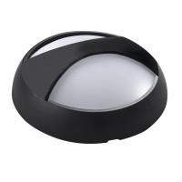 Светильник настенный ELNER LED 8W-NW-B, 360lm, 4000k, IP54, черный, Kanlux 27560