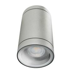 Светильник потолочный BART DL-125, GU10, IP54, серый, Kanlux 28800