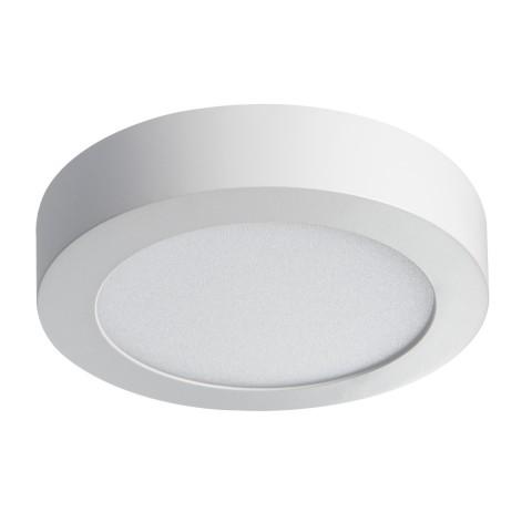 Светильник точечный CARSA LED 12W, 4000K, IP20, белый, Kanlux 28948