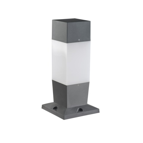 Светильник уличный INVO OP 47-L-GR, E27, IP54, графит, Kanlux 29171