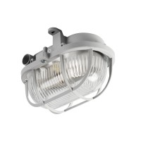 Светильник MILO 7040T/P, E27, IP54, серый, Kanlux 70523